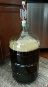 Home Brewing a Whisky Barrel Stout
