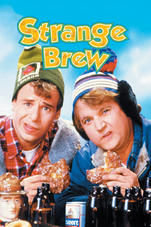 Strange Brew movie poster
