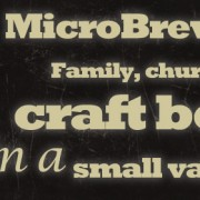 MicroBrewr 027: Family, church, and craft beer in a small valley town, with Dust Bowl Brewing Co.
