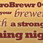MicroBrewr 045: Launch your brewery with a strong opening night, with West Cork Brewing Company.