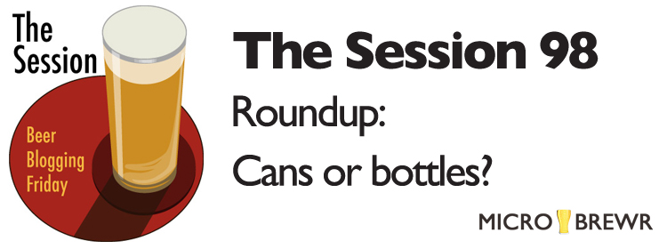 The Session Beer Blogging Friday by Brookston Beer Bulletin The Session 98 Roundup.
