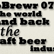 MicroBrewr 078: Around the world and back with the craft beer industry with The Blind Pig Brewery.