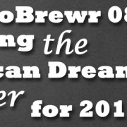 MicroBrewr 080: Brewing the American Dream winner for 2015 with ChuckAlek Independent Brewers.