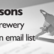 5 reasons every brewery needs an email list