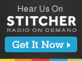MicroBrewr Hear Us On STITCHER RADIO ON DEMAND