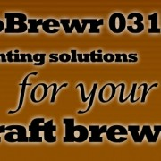 MicroBrewr 031: Accounting solutions for your craft brewery, with Brewed For Her Ledger.