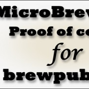 MicroBrewr 047: Proof of concept for a brewpub co-op, with Black Star Co-op Pub and Brewery.