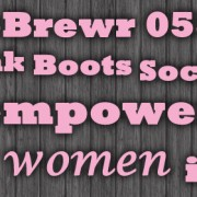 MicroBrewr 053: Pink Boots Society empowers women in beer, with Teri Fahrendorf.