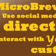 MicroBrewr 061: Use social media to directly interact, with your customers with Untappd.