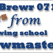 MicroBrewr 071: Four years from brewing school to brewmaster with Capital Brewery.