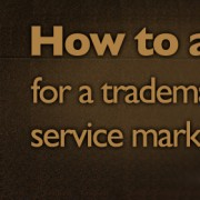 How to apply for a trademark/service mark, guest post by Paul Rovella, L+G, LLP.