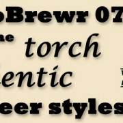 MicroBrewr 076: Carrying the torch of authentic beer styles with Bull City Burger And Brewery.
