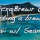 MicroBrewr 011: Starting a Brewery in Hawaii w/ Sean Garvey