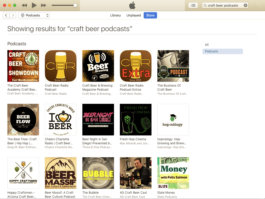 The best craft beer podcasts as of June 28, 2020.