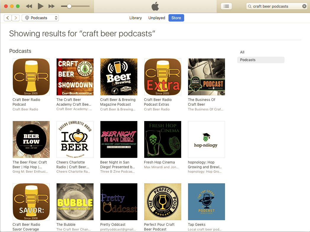 The best craft beer podcasts as of October 13, 2020.